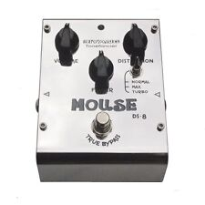 Biyang DS-8 Mouse Guitar Distortion Effects Pedal (Rat style)