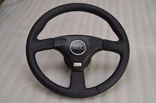 AUDI Steering Wheel 3 spoke votex small sport 350mm  s2 100 s4 d11, 80 b4 b3 b2