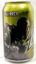 NEW FULL Mountain Dew Call of Duty Advanced Warfare Game Fuel (Lemonade) USA2014