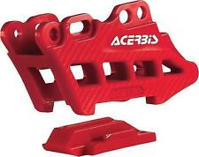 ACERBIS CHAIN GUIDE BLOCK 2.0 (RED) Fits: Honda CRF450R,CRF250R 2410960004