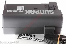 SUNPAK TR-2000. UNIV. HIGH VOLTAGE PACK. NEW! EXTREMELY HARD TO FIND! TESTED.