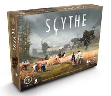 Scythe Board Game by Stonemaier Games (Retail, English Ed)