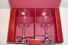 2 große Dessertschalen Design by Glas Boutique Cristallerie Zwiesel im Karton