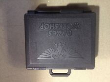 ML Games Workshop Model Citadel Figure Carry Case for Wargames Second Hand CHEAP