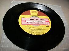 Stevie Wonder Part Time Lover 45 VG+ Juke Box