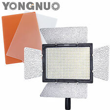Yongnuo LED Video Light Lamp YN600 L 5500K for Camcorder Canon Nikon Camera
