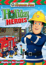 New - Fireman Sam: Holiday Heroes (DVD, 2012)