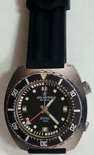 Rare Aquastar Geneve Benthos 500 Pro Diving Watch