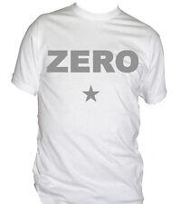 fm10 camiseta de hombre SMASHING PUMPKINS zero billy corgan estampado plata