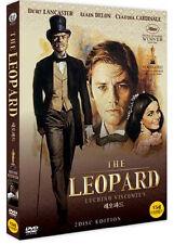 THE LEOPARD: Il gattopardo (1963, Luchino Visconti) - 2discs DVD NEW