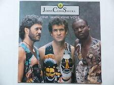 """MAXI 12"""" JOHNNY CLEGG & SAVUKA One man one vote 2037896"""