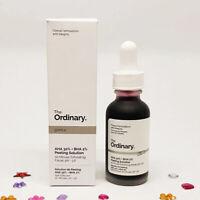 The Ordinary AHA 30% + BHA 2% Peeling Solution 30ml Exfoliating Facial