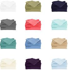 Dreamy Bedding | Luxury Bamboo Sheet Sets | UltraSoft Hypoallergenic Deep Pocket