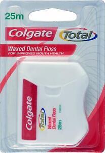 (Pack of 2) Colgate Waxed Dental Floss - 25 m
