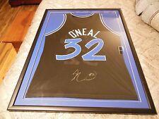 Shaquille O'Neal Orlando Magic Autograph Jersey Scoreboard COA
