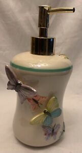 Allure 3D Butterfly Hand Soap Pump Dispenser 2007
