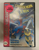 Spider-Man X-Men: Arcade's Revenge (Sega Genesis, 1993)