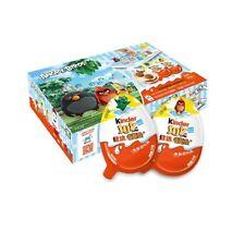 Kinder Joy sorpresa Angry Birds Motif huevos Ltd Edition 8 Pack 2018 China Raro