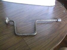 "Vintage 1930's Speed Wrench - WALDEN WORCESTER 3/4"" Hex, 17"" Long, Motor Wheel"