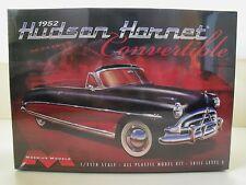 MOEBIUS - 1952 HUDSON HORNET CONVERTIBLE - MODEL KIT (SEALED)