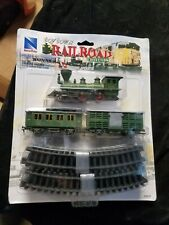 NewRay New Ray Toy Town Railroad Collection Battery Operated New in Package