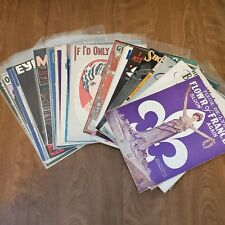 Lot Of 37 Vintage WWI WWII Sheet Music 1900s 1910s 1920s 1930s 1940s