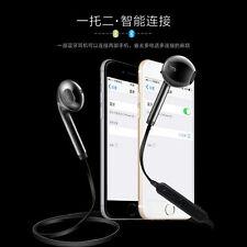 Sports Bluetooth Wireless Headset Stereo Headphone Earphone In Ear earbuds