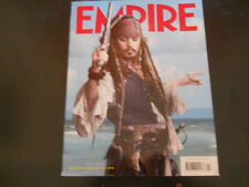 Johnny Depp, Christian Bale, Raquel Welch - Empire Magazine 2011
