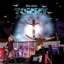 THE WHO - TOMMY Live At The Royal Albert Hall NUEVO CD