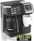 Hamilton Beach 49976 FlexBrew Coffee Maker Single Serve & Full Pot for K-Cup
