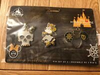 Disney Store Minnie Mouse The Main Attraction Pins 2/12 Pirates of the Caribbean