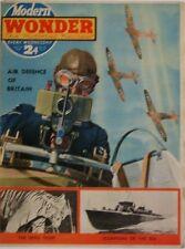 Modern Wonder 29/07/1939 Lloyds Insurance Anti-aircraft defences Flash Gordon +