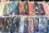 Gummiband,bunt, Gummikordel,Gummilitze, Wäschegummi, 6mm 10 Meter Top Auswahl