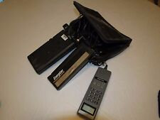 Pulsar SCN2387A vintage brick cellphone RARE BAG Phone mobile Cell car cellular