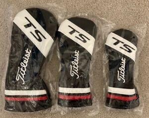 New Titleist TS Driver Fairway Hybrid Golf Club Headcover - Multibuy Available