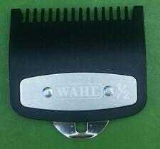 """[Wahl] Premium Clipper Guide #1/2 - 1/16"""" - 1.5mm #3137-101 Comb Attachment"""