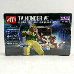 ATI TV Wonder VE TV Tuner For Your PC