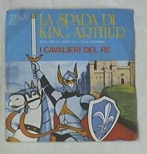30792 45 giri - 7'' - I Cavalieri Del Re / Superobots - La Spada Di King Arthur