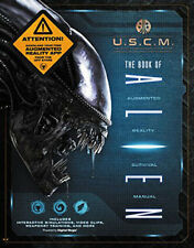 The Book of Alien Augmented Reality Survival Manual Hardcover Edition + Free App