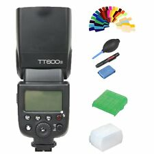 Godox TT600s Camera Wireless Flash Speedlite Master/Slave HSS Flash for Sony A7R