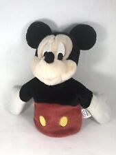 New listing Disney Mickey Mouse Hand Puppet Applause Plush Children's Toy