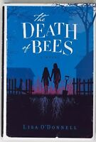 The Death of Bees SIGNED by Lisa O'Donnell  Indiespensable 2013 Harper Hardcover