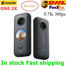 Insta360 ONE X2 FlowState Stabilization Panoramic Action Camera 5.7K 30fps LCD