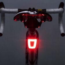 RockBros Helmet taillight USB Rechargable Bicycle Night Riding Warning Light