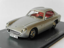 OSCA 1600 GT ZAGATO SILVER 1962 NEO 45186 1/43 SILBER LIMITED EDITION 300 PIECES