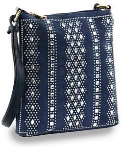 Rhinestone Crossbody Bags for Women Bling Purse Handbag