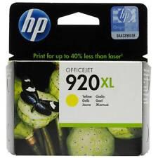 HP DeskJet #920XL YELLOW ink