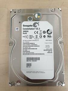 """10 x Seagate 3TB 7.2K 3.5"""" DP 6G SAS HDD ST3000NM0023 A11"""