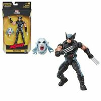 IN STOCK! X-Force Marvel Legends 6-Inch Wolverine Action Figure BY HASBRO