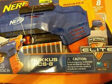 Nerf N-Strike Elite Rukkus ICS-8 Brand New
